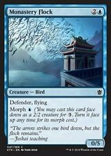MTG Magic KTK FOIL - Monastery Flock/Nuée du monastère, English/VO