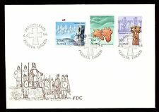 Aland Islands 1986 Archaeology FDC #C10706