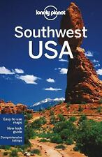 Lonely Planet Southwest USA (Travel Guide)-ExLibrary