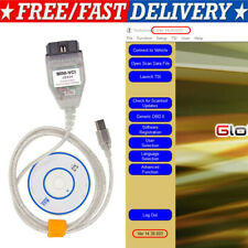 For Toyota Lexus Mini VCI J2534 OBD2 Diagnostic Cable TIS Techstream V14.30.023