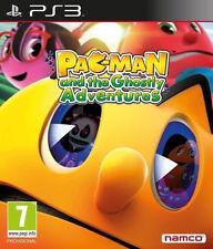 PAC-Man y las aventuras fantasmales (Sony Playstation 3, 2013) - versión estadounidense