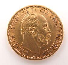 10 Mark Goldmünzen aus dem Deutschen Kaiserreich