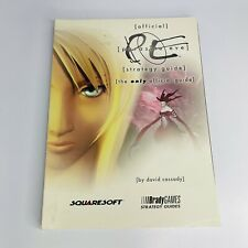 Parasite Eve Strategy Players Guide Bradygames Sony PlayStation PS1 Game RPG