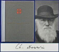 CHARLES DARWIN CELEBRATION-1909-UNIVERSITY OF CAMBRIDGE/BOOK/LIFE/BIOGRAPHY*1st*