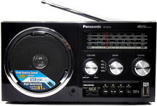 ***NEW*** PANASONIC RF-800U AM FM SW Shortwave USB Portable Radio