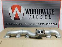 Detroit Series 60 11.1L Exhaust Manifold, Parts # 23516107