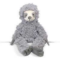 Lily & George - Ezra Sleepy Sloth Stuffed Soft Animal Plush Toy 38cm **NEW**