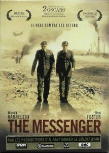 DVD - THE MESSENGER / FOSTER, HARRELSON, MORTON, MALONE, NEUF