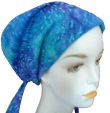 Cancer Chemo Hair Loss Scarf Turban Alopecia Head Wrap Bad Hair Day Calypso 46