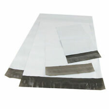 """New listing 10 Poly Mailers 24"""" X 24"""" Shipping Bags White 2 Mil Jumbo"""