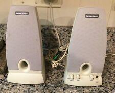 Harman Kardon Multimedia Speaker System HK195, for PC MP3 iPod Smartphone Player