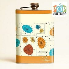 Ragnar Atomic Cocktail Flask, retro 50's style, NEW