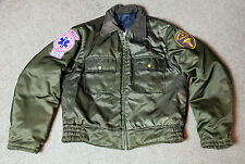 Vintage EMT Hennepin County Emergency Medical Jacket Size M Uniform Minnesota MN