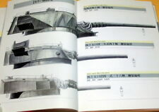 Japanese Navy warship arms book japan ww2 cannon gun battery weapon yamato #0224