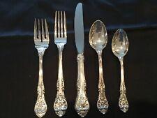 "no monogram King Edward by Gorham Sterling Silver Place Size Forks 7 1//2/"""