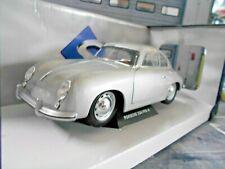 PORSCHE 356 A 356A Pre A Coupe silber silver 1948 Solido NEU NEW  1:18