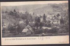 10277 Gruss aus Unterkirchbach Sankt Andrä-Wördern 1906 - Bezirk Tulln