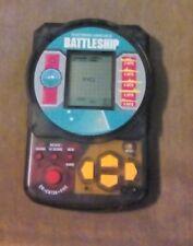 vintage Electronic Handheld Battleship Travel Game Milton Bradley MB