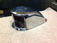 Vintage Boat Bow Light C501 Rechromed May 17'