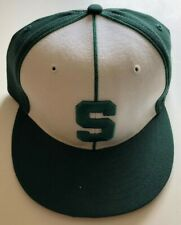 MICHIGAN STATE SPARTANS NCAA COLLEGE CLASSICS COLLECTION STITCHED LETTER CAP/HAT