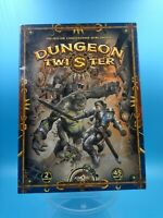 jeu de societe carte plateau VF TBE dungeon twister complet