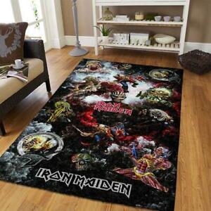Iron Maiden Movie SF190903 Carpet Living Room Rugs