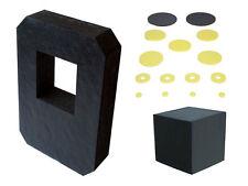 YATE Bogenschießen Zielscheibe Set Polimix Double Window 80cm x 60cm Targets