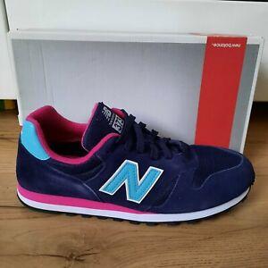 New Balance WL373NTP Gr. 41 Damen Sneaker Schuhe Turnschuhe Blau Navy