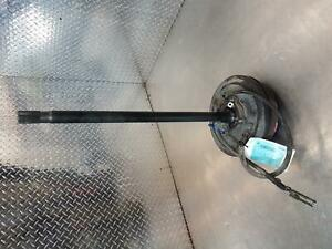 TOYOTA HILUX AXLE RH REAR, 2WD, NON ABS TYPE, 10/08-08/15