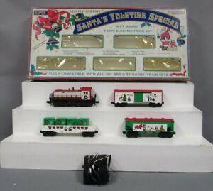 K-Line K1110 Santa's Yuletide Express O Gauge Diesel Train Set/Box
