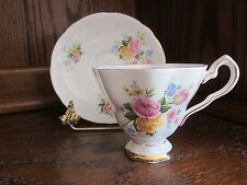Royal Stafford Fine Bone China Teacup and Saucer - England 177B