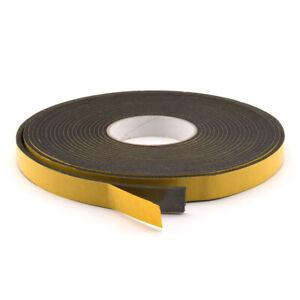 Filzband selbstklebend Breite:20 mm Filzklebeband Meterware Filzstreifen schwarz