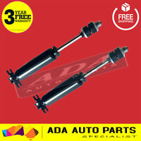 2 x Toyota Hilux 2WD RZN LN Series Ute Front Gas Shock Absorbers 1997-2005 1