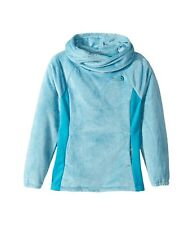 The North Face Nimbus Blue Oso Fleece Pull Over Hoodie Girls L 14/16 NWT $80