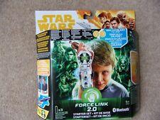 """Star Wars Han Solo Starter Set fuerza Link 2.0 3 3/4"""" Figura De Acción Hasbro Disney"""