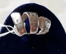 Exquisite and Elegant Silver ring  Size N, 18