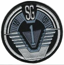 Stargate SG1 ecusson brodé équipe SG1 1ère version stargate SG1 team patch