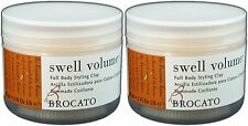 Brocato Swell Volume Full Body Styling Clay 2oz Pack of 2