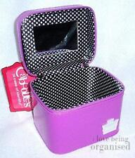 Caboodles Violet Storage Box Accessories Case Jewelry Organizer New