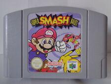 N64 Spiel - Super Smash Bros. (PAL) (Modul)