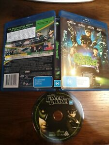 The Green Hornet Blu-ray free post please see my listings