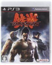 UsedGame PS3 Tekken 6 [Japan Import] FreeShipping