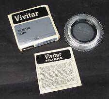 Vivitar Polarizing Filter 52mm