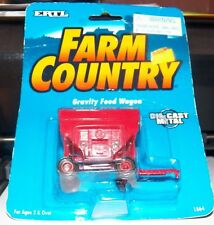 ERTL Farm Country Gravity Feed Wagon 1864 Die cast NEW