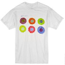 Colorful Peyote Cactus T Shirt—Lophophora Williamsii S-XL Succulent Nature shirt