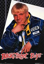 MUSIC POSTER~Nick Carter Backstreet Boys 1990's Hip Hop Gangsta Young BSB Solo~