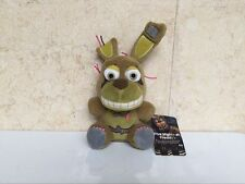 Five Nights at Freddys Series 2 Nightmare Grass green Rabbit Exclusive Plush 6'
