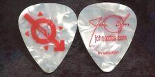 JOHN OATES 2014 Road Tour Guitar Pick!!! HALL & OATES custom concert stage #1