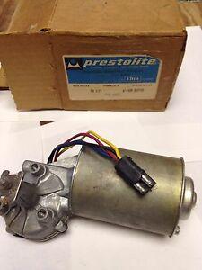 CHECKER A11 A12 1972 73 74 NOS Original Wiper Motor Prestolite PME4003 PME-4003