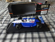 Onyx 1/43 scale Reynard Conseco Jimmy Vasser with case & box.